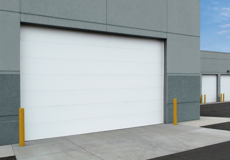 Energy Series garage doors