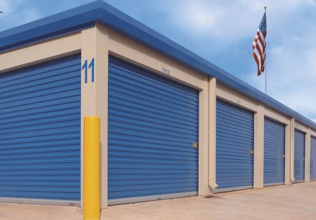 Roll-up Sheet Doors garage doors
