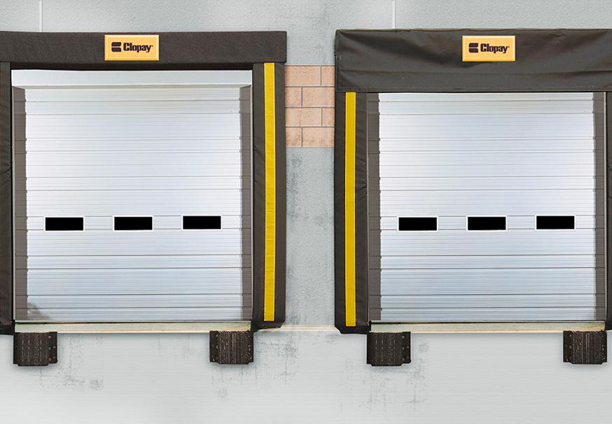 Industrial Series garage doors