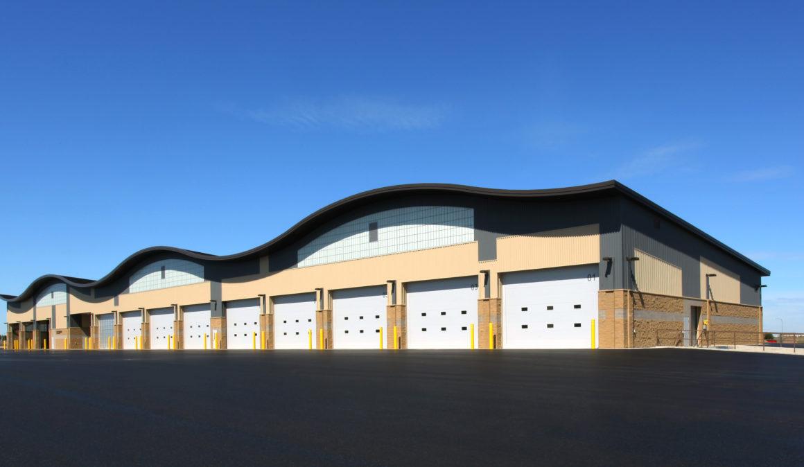 Energy Series with Intellicore garage doors