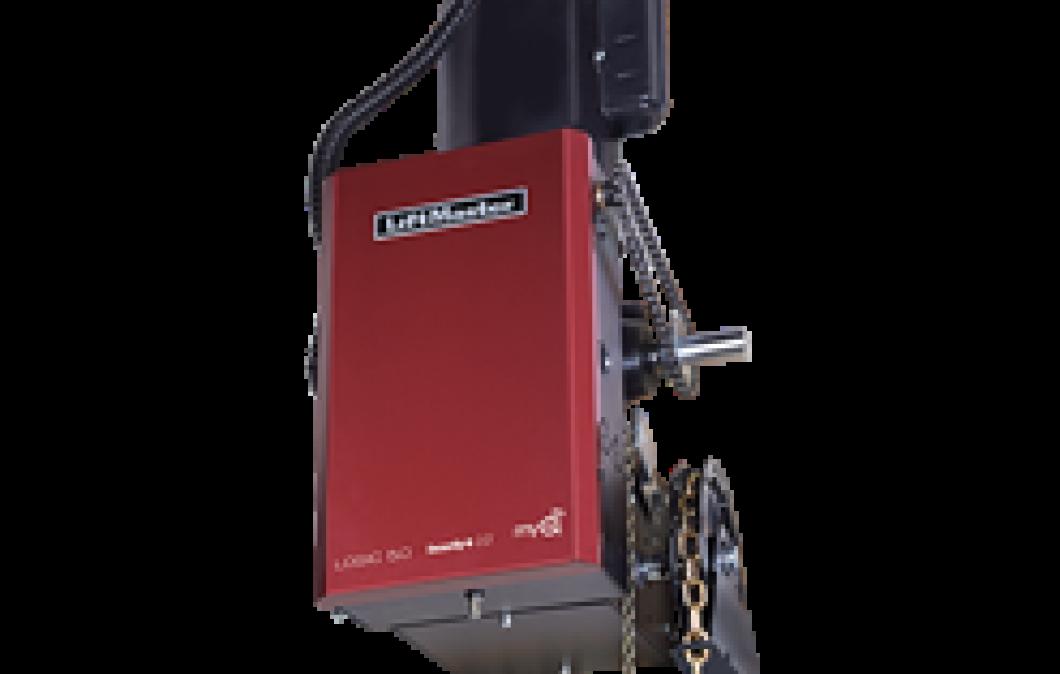 Gearhead Hoist Operator garage doors
